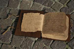 Glossa copta al Papiro Bodmer 005