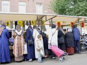Dappermarkt-Amsterdam