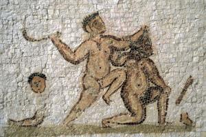 Mosaico del Museo del Bardo, Túnez - Nick Board