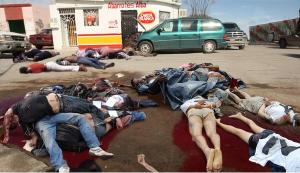 Mexico, guerra entre carteles - Foto de ActingMan