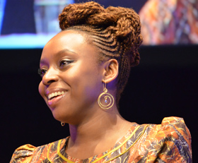 Chimamanda Ngozy Adichie