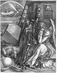 220px-Dürer_Melancholia_I