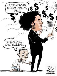 caricatura-dudamel