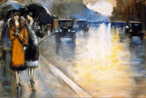 suzanne-valadon-berlin-street-with-cabs-in-the-rain-1925-2