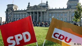 SDP CDU