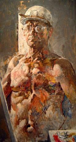 Willi Sitte _painting_Germany_artodyssey (1)