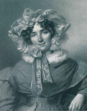 Johanna-Schopenhauer-litografia-Carla-Wildta-wg-rysunku-Franza-Krugera
