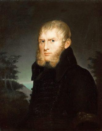 Caroline_Bardua_-_Porträt_Caspar_David_Friedrichs_(1810)